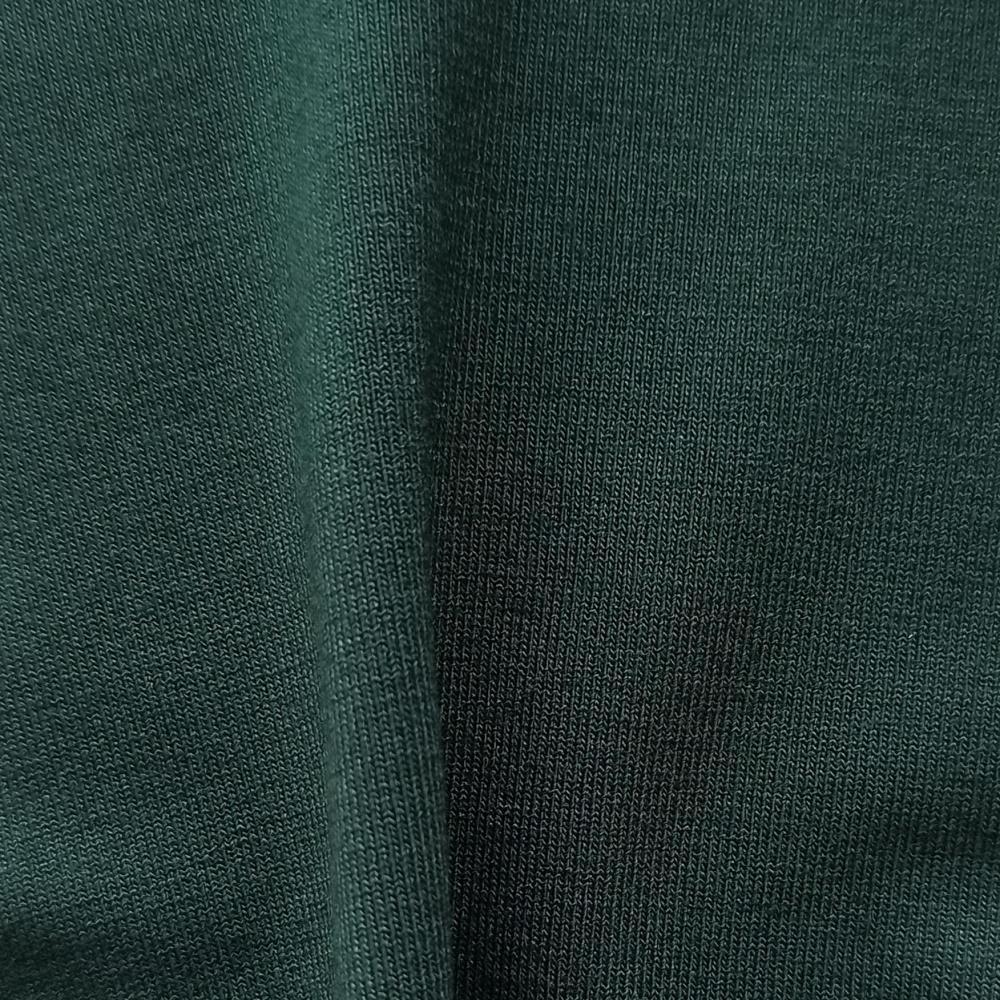 Foto do produto Cropped Marina - Manga 3/4 - Verde Militar